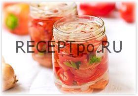 """Овощной салат """"Простой"""" - простой рецепт с фото"""