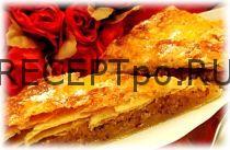 Миндальный торт по-испански - простой рецепт